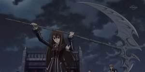 Yuki Cross's Artemis Scythe - Connecting the pole ...