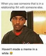 flirt meme