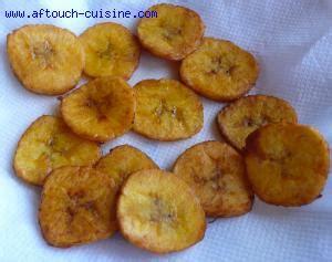 cuisiner les bananes plantain les chips au gruyère recette