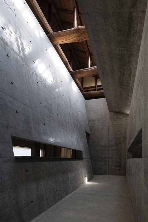 ando museum art benesse art site naoshima