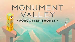 Monument valley forgotten shores review grains of sand for Monument valley forgotten shores