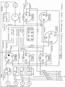 1996 Ski Nautique Wiring Diagram