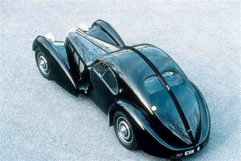 The french marquee went on to build about 800 type 57s between 1934 and 1940, but never one to be satisfied with his work, jean went about envisioning something more. 1933 - 1938 Bugatti 57sc Atlantic Coupe Gallery 46802   Top Speed
