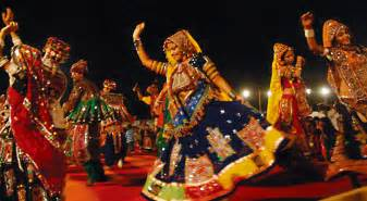 navratri celebration in different parts of india the royale