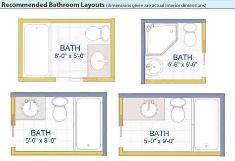 bathroom layout design ideas bathrooms small