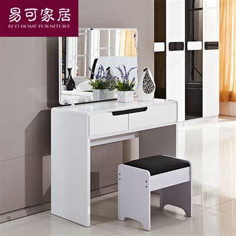un sp 233 cial coiffeuse simple moderne piano blanc de maquillage de table dans le style des meubles