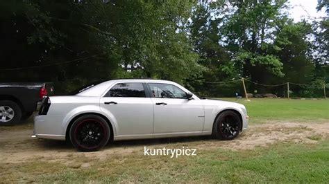 Chrysler 300 Rims by Grey Black Chrysler 300 On Black Rims