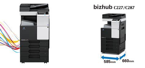 Find drivers that are available on konica minolta bizhub 287 installer. Bizhub C287 Drivers Download / Bizhub 287 Multifunctional Office Printer Konica Minolta ...