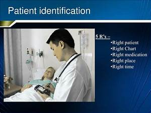 Ppt Rfid Technology In Healthcare And Medicine
