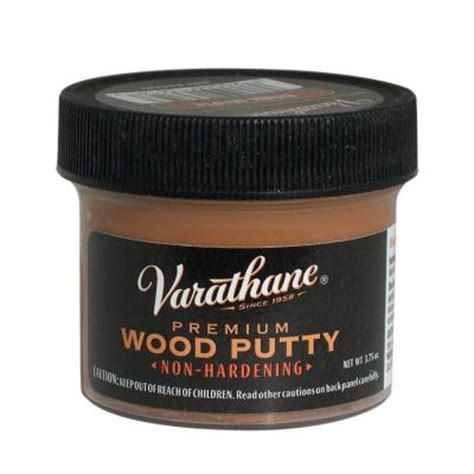 maple wood putty varathane 3 75 oz dark maple wood putty 6 pack 223251 the home depot