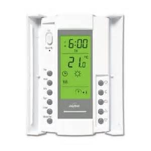 aube thermostat 120v or 240v programmable