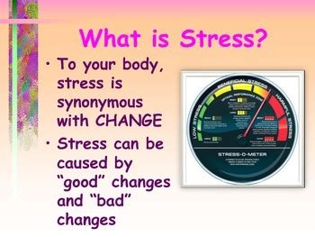life skills stress management strategies powerpoint