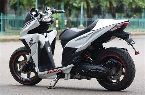 Honda Vario 150 Modifikasi by Modifikasi Honda Vario 150 Paling Keren Terbaru 2019