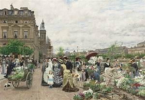 Les Fleurs Paris : firmin girard marie franois cityscape sotheby 39 s ~ Voncanada.com Idées de Décoration