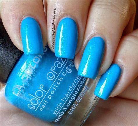 breezythenailpolishlover  la color nail polish