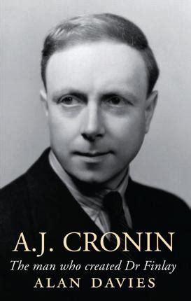 Aj Cronin  Alan Davies 9781846881121