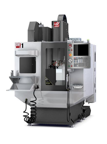 Haas DM-1 Drill/Tap/Mill Machine - WHAT'S NEW | Haas ...