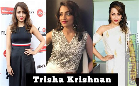 Actress Trisha Krishnan 2018 Latest Hd Images