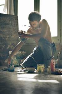 Character Inspiration: The Artist   Study. Read. Write.