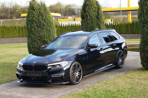 Modifikasi Bmw 5 Series Touring by Bmw 5 Series Touring By Hamann Costs 105 000 Daily Tuning