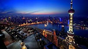Flair Rooftop Restaurant & Bar The Ritz-Carlton Shanghai