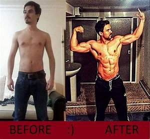 107 Best Men U0026 39 S Skinny To Muscular Transformation Images On Pinterest