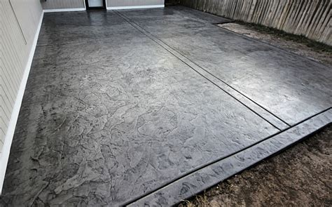 806 Outdoors  Decorative Concrete  806 Outdoors