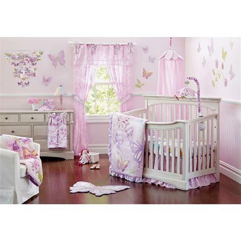 baby crib set truly scrumptious butterfly 4 crib set