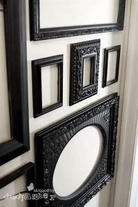 Inspire bohemia artful arrangements part iii for Interior design wall of frames