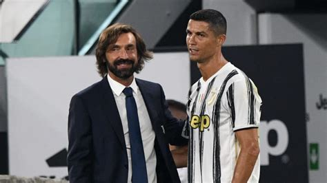 Juventus Boss Andrea Pirlo Claims Barcelona Are Not in ...