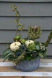 Dekoideen Herbst Winter : pin von lana auf sketch doors pinterest herbst herbst dekoration und blumen ~ Markanthonyermac.com Haus und Dekorationen