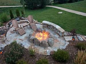 33 diy firepit designs for your backyard ultimate home ideas With tips on designing outdoor fire pits