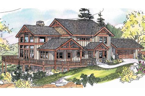 craftsman house plans stratford    designs