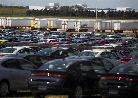 Chrysler Plant Belvidere by Chrysler Belvidere Plant After Shuts