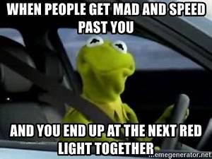 kermit driving meme MEMEs