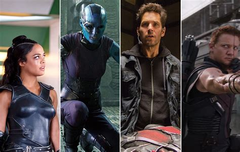 Infinity War Trailer Nine Notably Absent Marvel Characters