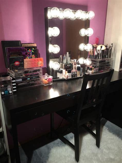makeup vanity  tumblr