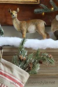 1000 images about rustic christmas on Pinterest