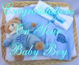 Congratulations On New Baby Boy