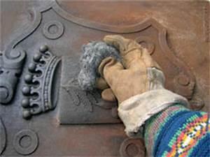 Nettoyer Fonte Rouillée : nettoyer une poele en fonte rouill e energies naturels ~ Farleysfitness.com Idées de Décoration