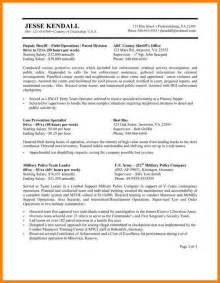 Usajobs Resume Template Resume Format Download Pdf