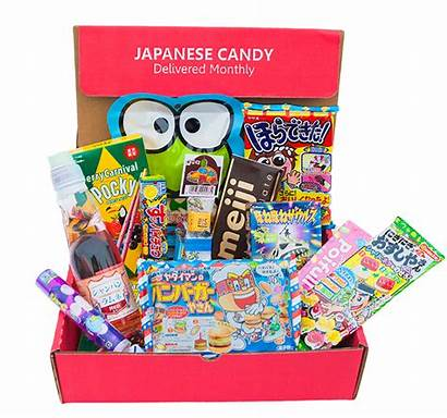 Candy Japanese Japan Crate Snacks Subscription Monthly