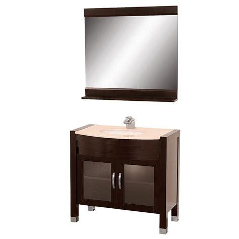 Modern Bathroom Vanities For Sale by Daytona 36 Quot Bathroom Vanity With Mirror Espresso Free