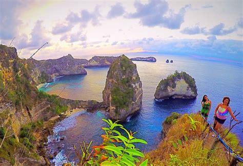 tempat wisata  klungkung bali  hits instagramable