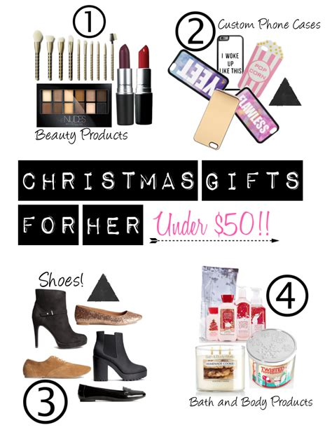 christmas gifts for her under 50 melissa perkins