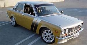 1970 Datsun 510.... my grandma left me one of these ...