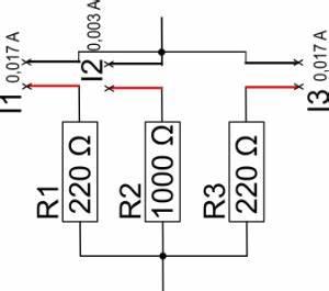 Parallelschaltung Strom Berechnen : schaltungstechnik reihen und parallelschaltung widerst nde ~ Themetempest.com Abrechnung