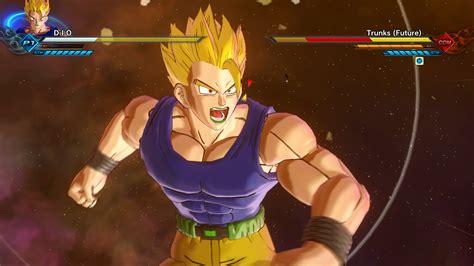 Za Warudo! Dio Ranked Matches Dragon Ball Xenoverse 2