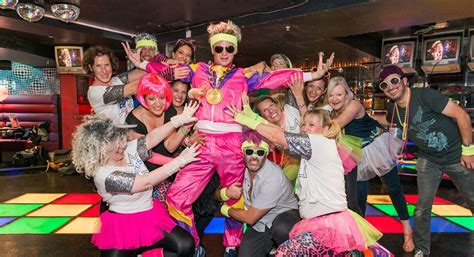 reflex dance studios central london london hen party