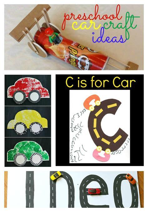 19 preschool car craft ideas crystalandcomp 494 | 19 Preschool Car Craft Ideas 1